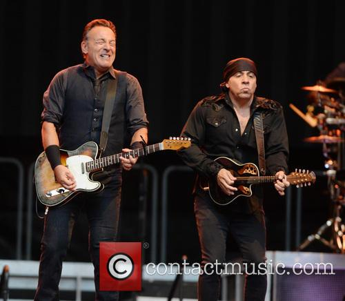 Bruce Springsteen and Steven Van Zandt 10