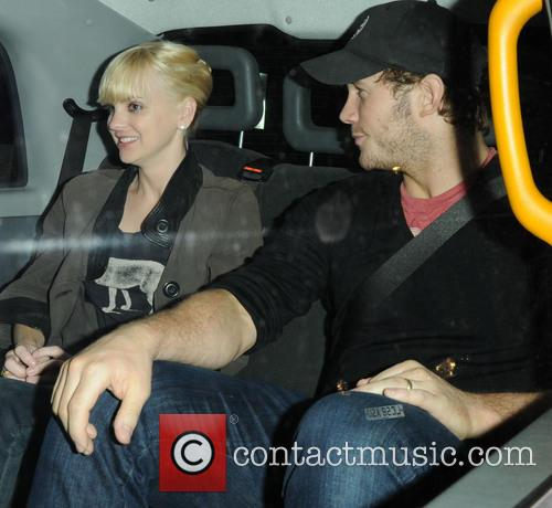Chris Pratt and Anna Faris 4