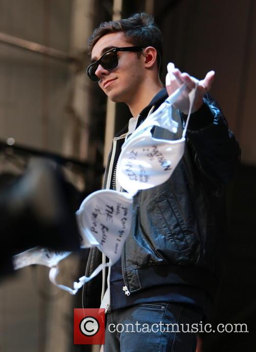 The Wanted, Nathan Sykes
