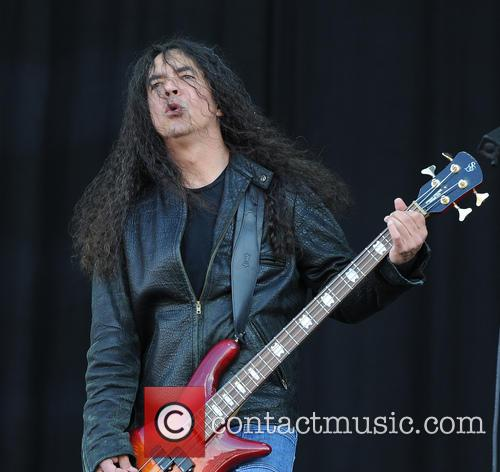 Jerry Cantrell, Mike Inez and Alice In Chains 12