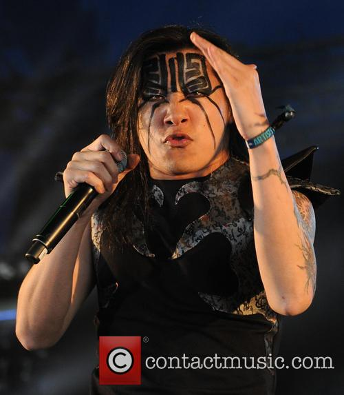 CHTHONIC Perform At Download Festival 2013