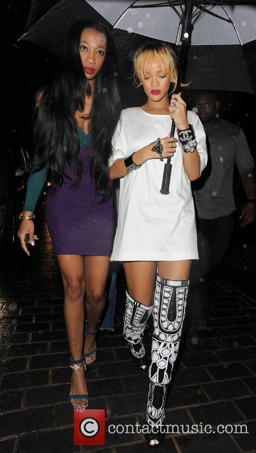 rihanna and melissa forde 4. Cars Review. Best American Auto & Cars Review