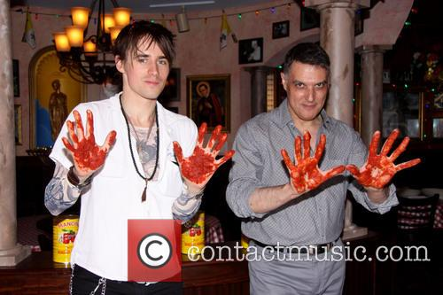 Reeve Carney and Robert Cuccioli 3