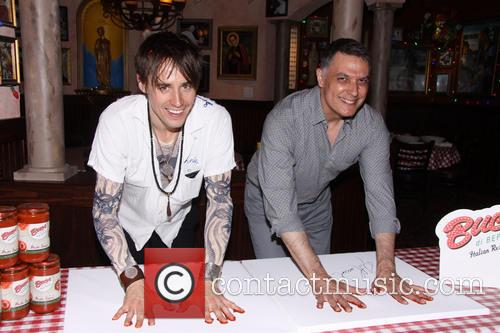 Reeve Carney and Robert Cuccioli 5