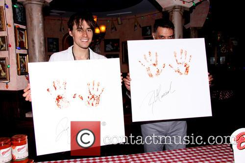 Reeve Carney and Robert Cuccioli 9