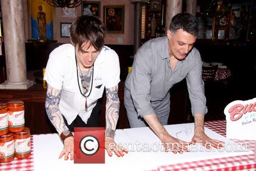 Reeve Carney and Robert Cuccioli 10