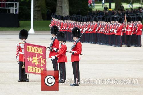 Trooping and Colour 1
