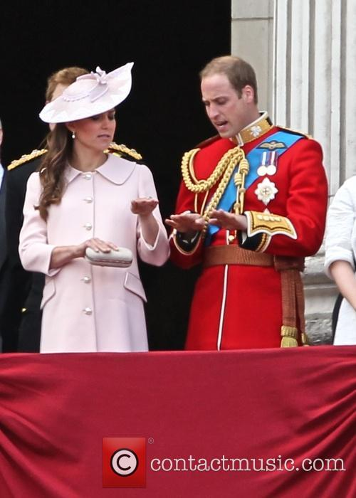 Kate Middleton, Catherine, Duchess Of Cambridge and Prince William 10