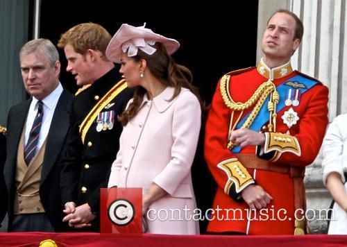 Prince Harry, Catherine, Duchess of Cambridge, Kate Middleton, Princess Eugenie, Prince Andrew, Prince William, Duke of Cambridge, Duke of York