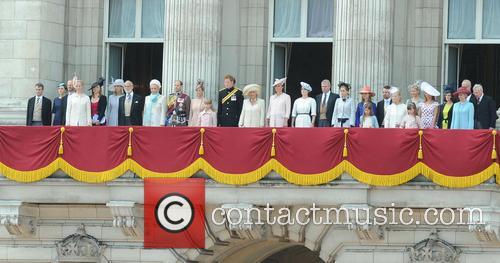 Guards and British Royal Family 2