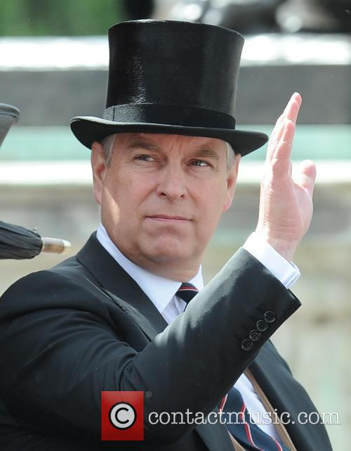 Guards, Prince Andrew, Duke of York
