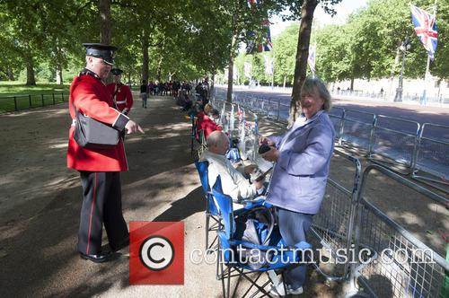 Trooping and Colour 9