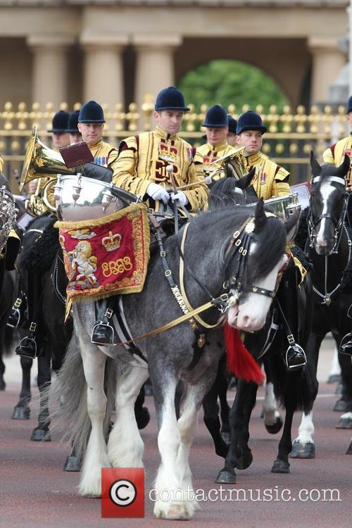 Trooping the Colour 2013
