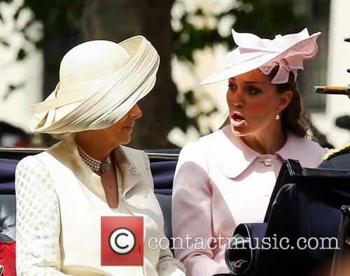 Catherine, Duchess Of Cambridge, Kate Middleton, Camilla and The Duchess Of Cornwall 2