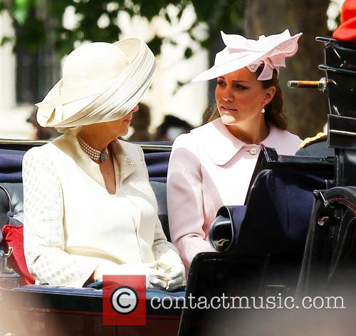 Catherine, Duchess Of Cambridge, Kate Middleton, Camilla and The Duchess Of Cornwall 3