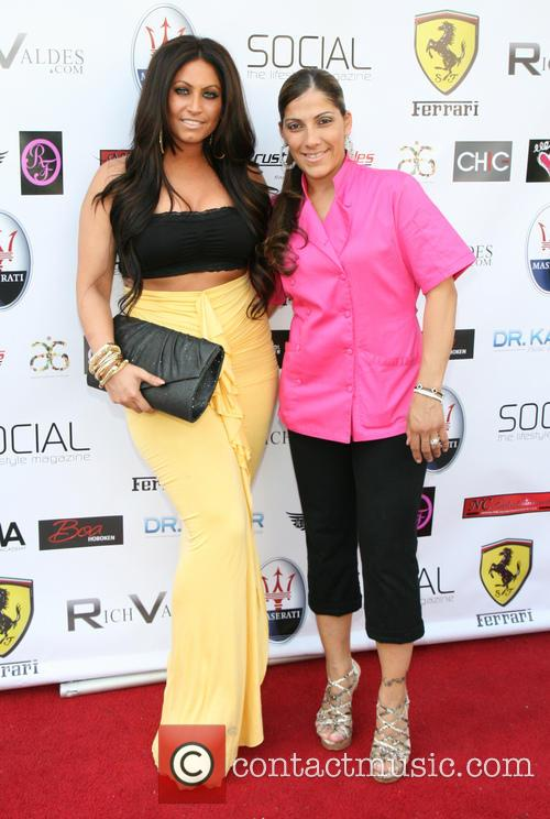 Tracy Dimarco and Maria Nitti 2
