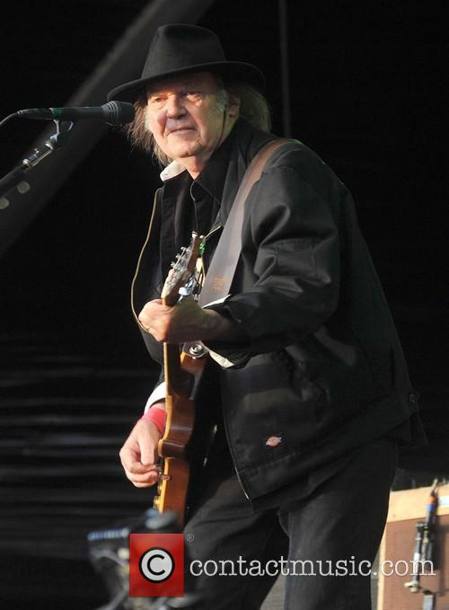 Neil Young, RDS Arena