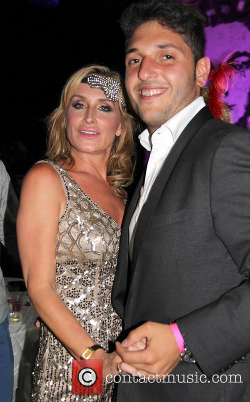 Sonja Morgan and Ben Benalloul