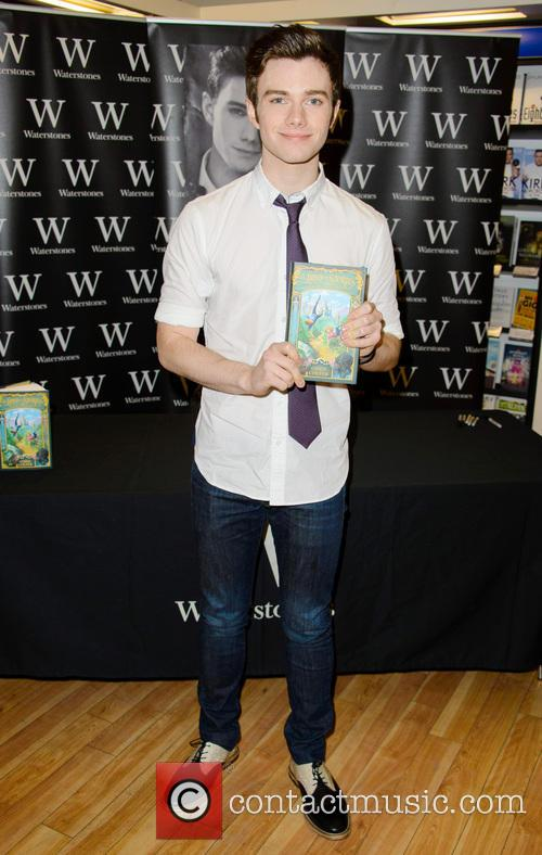 Chris Colfer, The Land, Stories, The Wishing Spell, Struck and Lightning 3