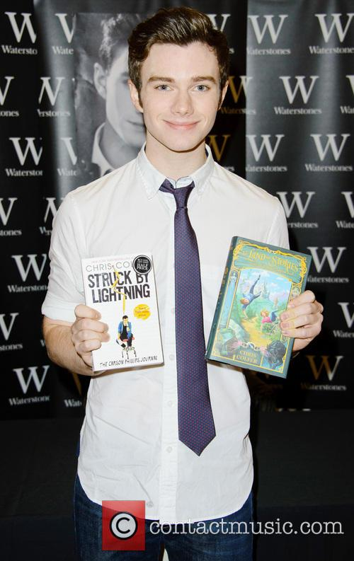 Chris Colfer, The Land, Stories, The Wishing Spell, Struck and Lightning 4
