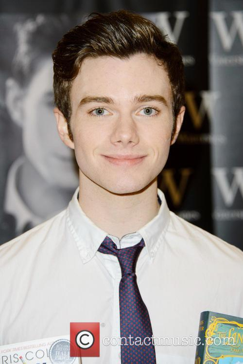 Chris Colfer signs copies of his books 'The...