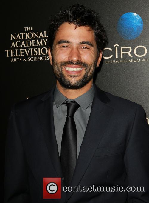 Ignacio Serricchio, The Beverly Hilton, Daytime Emmy Awards, Emmy Awards, Beverly Hilton Hotel