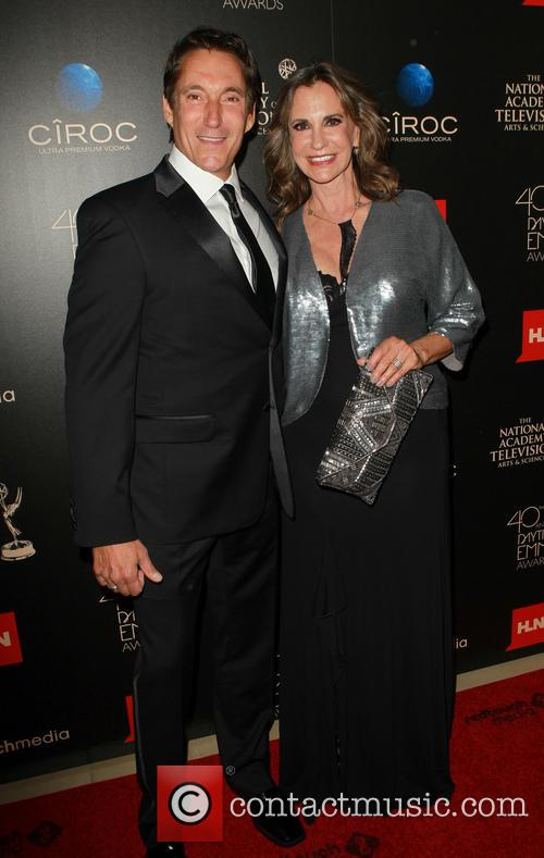 Jess Walton and Michael Corbet 5