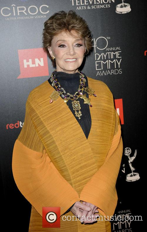 Peggy McCay, Daytime Emmy Awards, Emmy Awards, Beverly Hilton Hotel