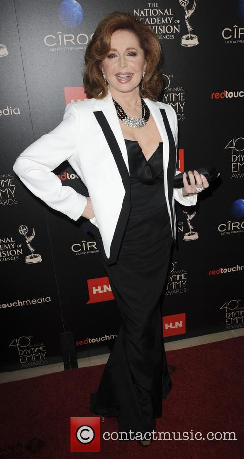 Suzzanne Roger, Daytime Emmy Awards, Emmy Awards, Beverly Hilton Hotel