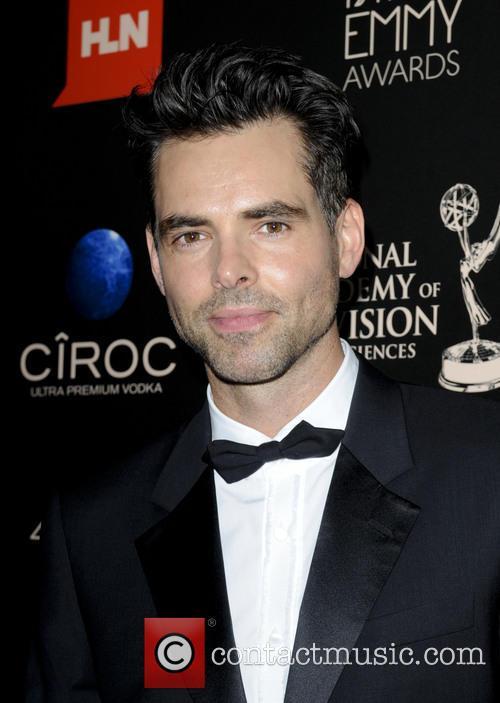 Jason Thompson, Daytime Emmy Awards, Emmy Awards, Beverly Hilton Hotel