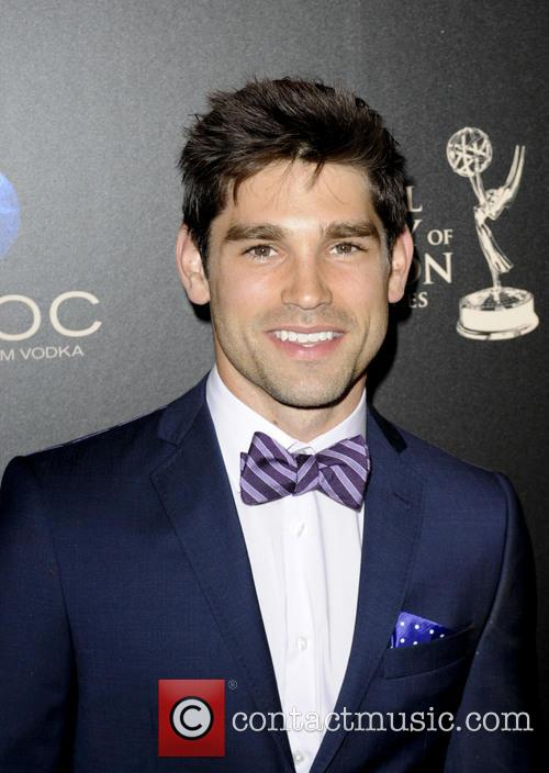 Justin Gaston, Daytime Emmy Awards, Emmy Awards, Beverly Hilton Hotel
