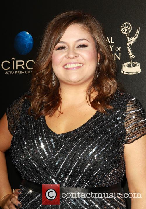 Angelica McDaniel, The Beverly Hilton, Daytime Emmy Awards, Emmy Awards, Beverly Hilton Hotel