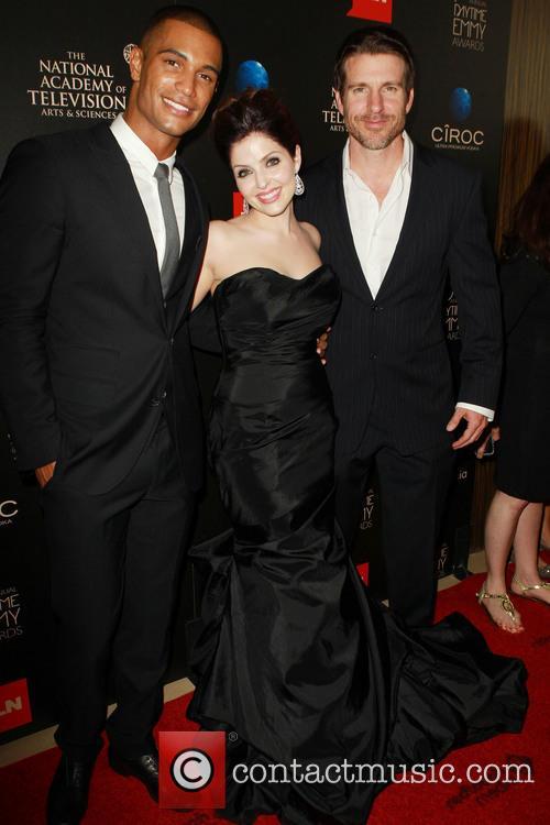 Jen Lilley, The Beverly Hilton, Daytime Emmy Awards, Emmy Awards, Beverly Hilton Hotel