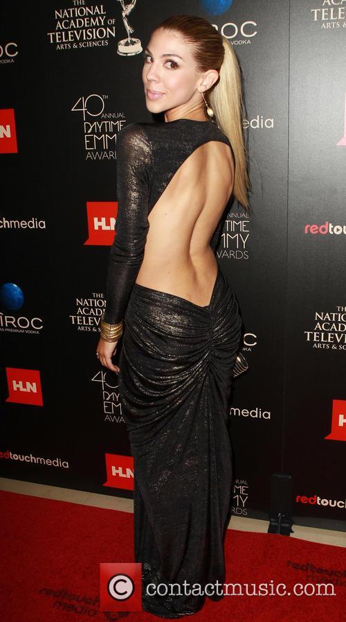 Kate Mansi, The Beverly Hilton, Daytime Emmy Awards, Emmy Awards, Beverly Hilton Hotel
