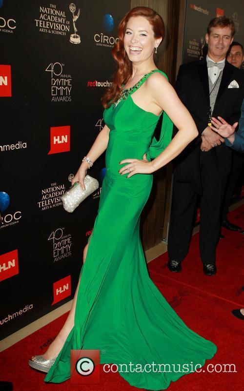 Melissa Archer, The Beverly Hilton, Daytime Emmy Awards, Emmy Awards, Beverly Hilton Hotel