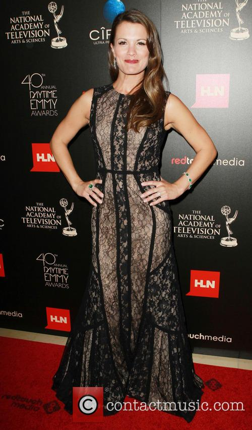 Melissa Claire Egan, The Beverly Hilton, Daytime Emmy Awards, Emmy Awards, Beverly Hilton Hotel