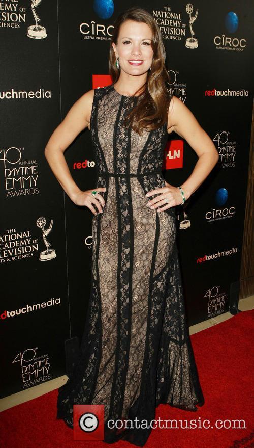 Melissa Claire Egan, The Beverly Hilton, Daytime Emmy Awards, Emmy Awards, Beverly Hilton Hotel