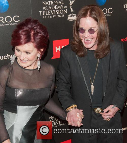 Sharon Osbourne and Ozzy Osbourne 3
