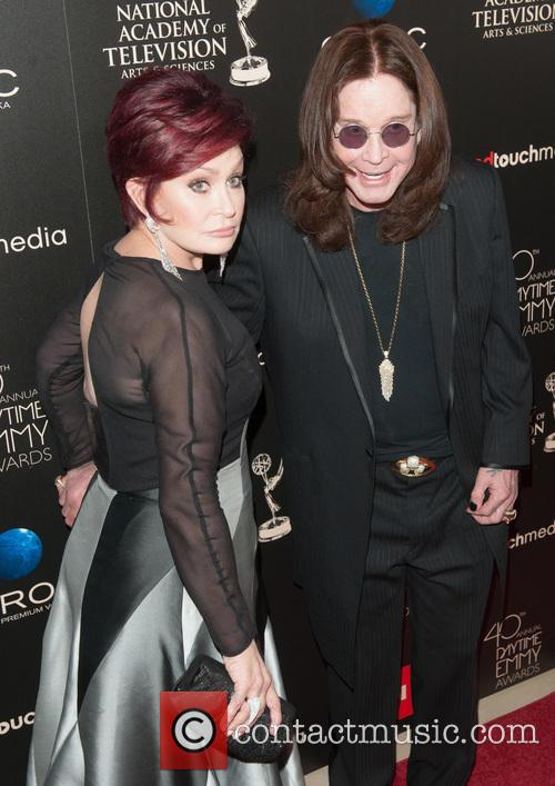Sharon Osbourne and Ozzy Osbourne 7