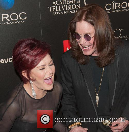 Sharon Osbourne and Ozzy Osbourne 9