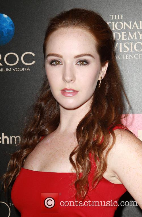 Camryn Grimes, The Beverly Hilton, Daytime Emmy Awards, Emmy Awards, Beverly Hilton Hotel