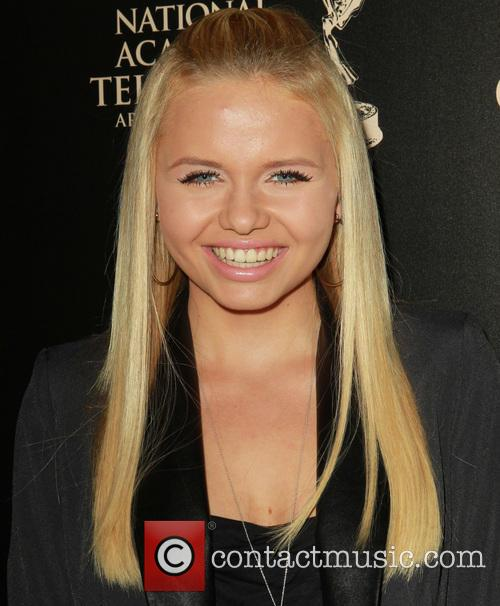 alli simpson the 40th annual daytime emmy 3722115