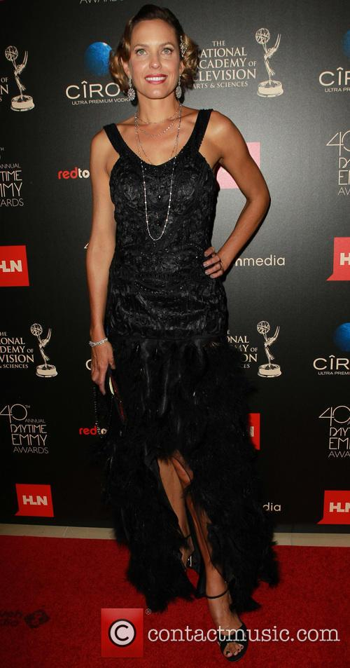 Arianne Zucker, The Beverly Hilton, Daytime Emmy Awards, Emmy Awards, Beverly Hilton Hotel