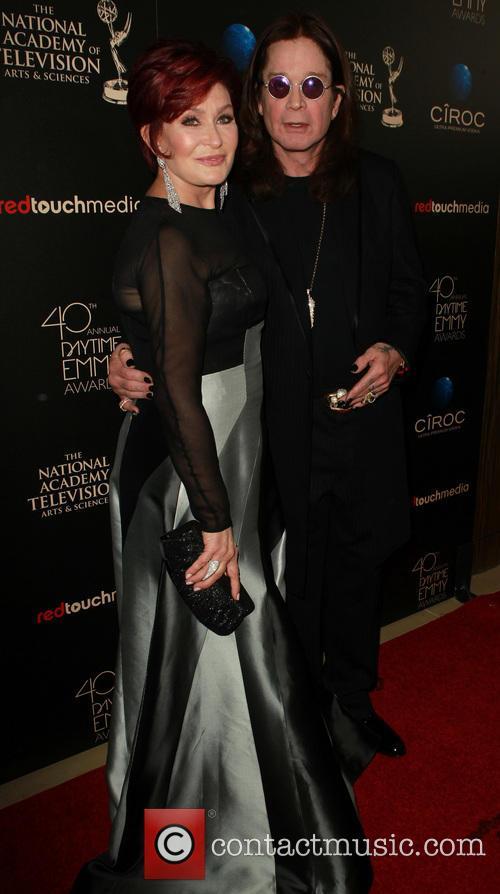 Sharon Osbourne and Ozzy Osbourne 3