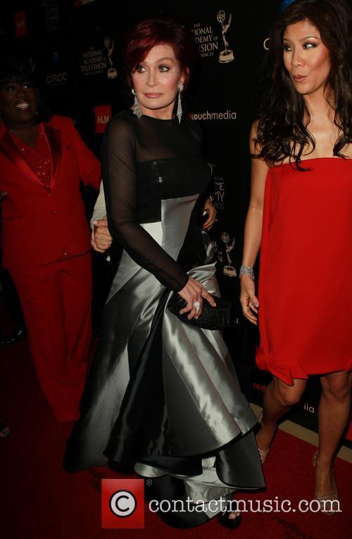Sharon Osbourne, The Beverly Hilton, Daytime Emmy Awards, Emmy Awards, Beverly Hilton Hotel