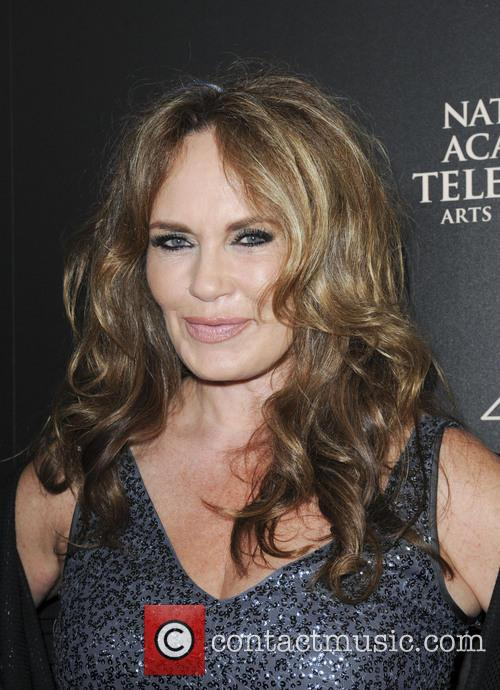 Catherine Bach, Daytime Emmy Awards, Emmy Awards, Beverly Hilton Hotel