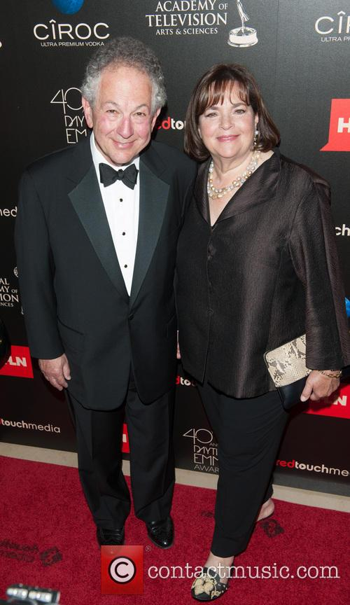 Jeffery Garten and Ina Garten 7