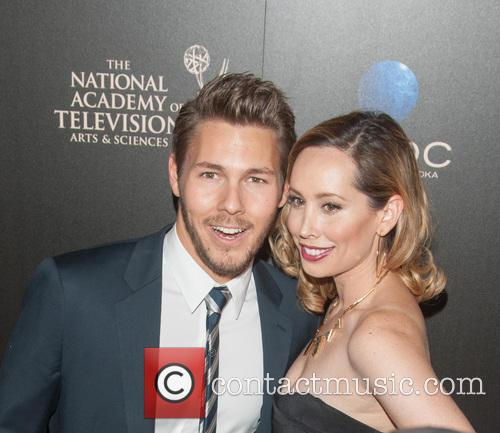 Scott Clifton and Nicole Clifton 1