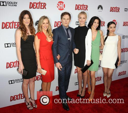 Dexter Cast, Showtime Wrap Party