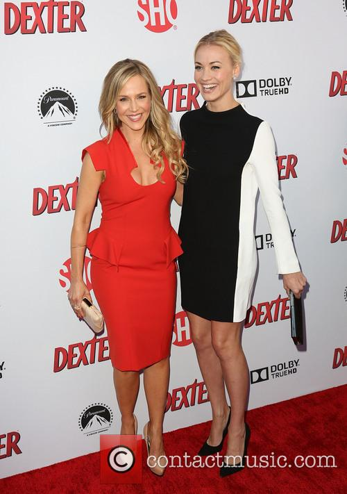Julie Benz and Yvonne Strahovski 11